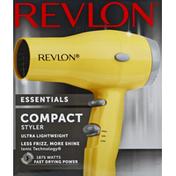 Revlon Styler, Compact
