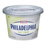 Kraft Philadelphia Fat Free Cream Cheese