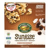 Nature's Path Sunrise Chococonut Breakfast Bars