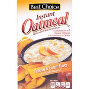 Best Choice Instant Oatmeal