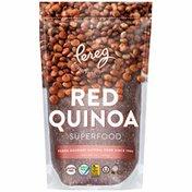 Pereg Natural Foods Red Quinoa, Gluten-Free, Non-GMO, Whole Grain, Kosher