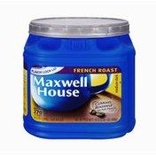 Maxwell House French Roast Medium Dark Roast Ground Coffee
