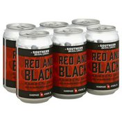 Southern Brewing Beer, Sour Ale, Red and Black, Berliner-Style