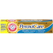 Arm & Hammer Healthy Gums Baking Soda & Peroxide Fresh Mint PeroxiCare Toothpaste
