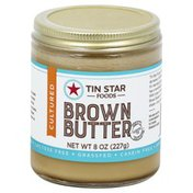 Tin Star Brown Butter, Cultured