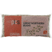 PICS Beans, Great Northern, Hearty