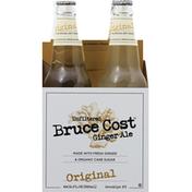 Bruce Cost Ginger Ale, Original