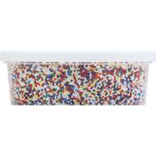 Cake Mate Sprinkles, Rainbow Nonpareils