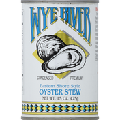 Wye River Stew, Oyster, Condensed, Eastern Shore Style