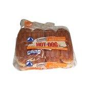 Van de Kamp's Rich & Honey  Hot Dog Buns