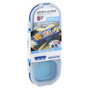Portion Perfect Snack Kit, Collapsible Silicone