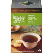 Mighty Leaf Thé Vert Hojicha Biologique Whole Leaf Mighty Leaf Organic Hojicha Green Tea Whole Leaf Tea Bags