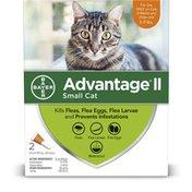 Advantage Topical Flea Treatment for Small Cats 5-9 lbs