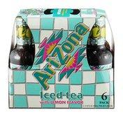 Arizona Iced Tea with Lemon Flavor - 6 PK