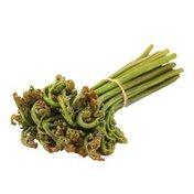 Organic Fiddlehead Ferns