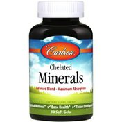 Carlson Labs Chelated Minerals