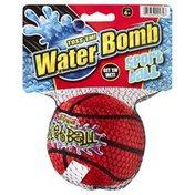 Water Bomb Sport Ball, Basketball, Card