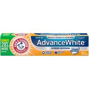 Arm & Hammer Advance White Extreme Whitening Clean Mint Toothpaste
