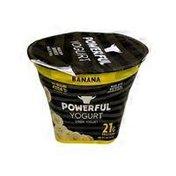 Powerful Yogurt Banana Greek Yogurt