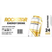 Rockstar Sugar Free Soda