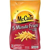 McCain 5 Minute Fries Shoestring Cut Potatoes