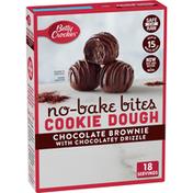 Betty Crocker Chocolate Brownie No-Bake Cookie Dough