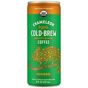 Chameleon Organic Churro Flavored Cold Brew Coffee
