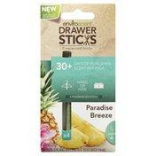 Enviro Scent Drawer Sticks, Paradise Breeze, 4 fragranced sticks