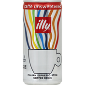 Illy Coffee Drink, Unsweetened, Italian Espresso Style