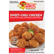 Crazy Cuizine Sweet-chili Chicken