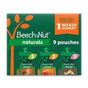 Beech-Nut Naturals Pouch Variety Pack
