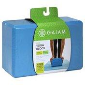 Gaiam Yoga Block, Foam