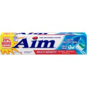 AIM Cavity Protection Toothpaste, Ultra Mint Gel