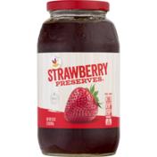 SB Strawberry Preserves