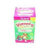 Hero Nutritionals Yummi Bears Omega 3 For Healthy Vision And Brain Function Dietary Supplement Gummy Vitamins