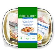 Home Chef Oven Kit Tortilla-Crusted Bbq Chicken With Cheesy Potatoes And Sweet Corn