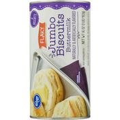 Kroger Biscuits, Buttermilk, Jumbo, Flaky