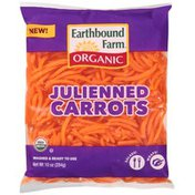 Earthbound Farms Organic Julienned Carrots