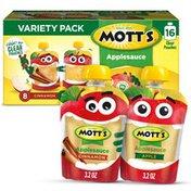 Mott's Apple & Cinnamon Applesauce Variety Pack