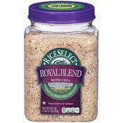 RiceSelect Royal Blend with Chia Rice