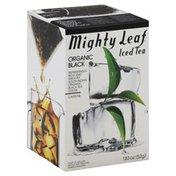 Mighty Leaf Iced Tea, Organic Black