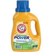 Arm & Hammer Botanical Springs BioEnzyme Power Laundry Detergent