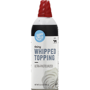 Happy Belly Whipped Topping, Dairy