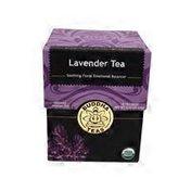 Buddha Teas Lavender ORGANIC HERBAL TEA BAGS