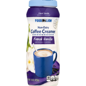 Food Lion French Vanilla Coffee Creamer