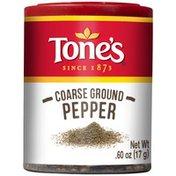 Tone's Course Ground Black Pepper