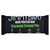 Jimmybar Protein Bar, High, Coconut Cream Pie