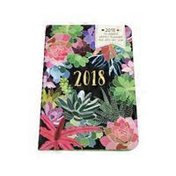 Studio Oh! 2017-2018 Succulents 17-Month On-Time Weekly Planner