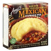 Amy's Kitchen Mexican Tamale Pie