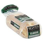 Seattle International Bread, Classic Sourdough